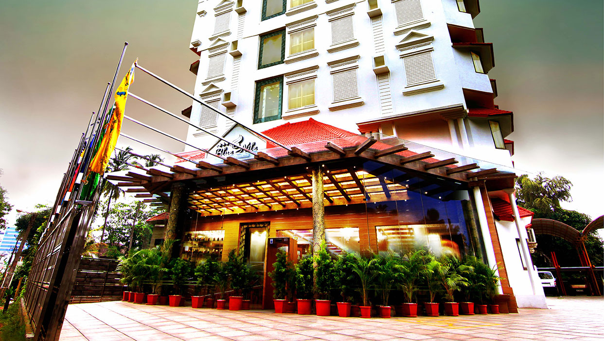 4 star hotel in kannur