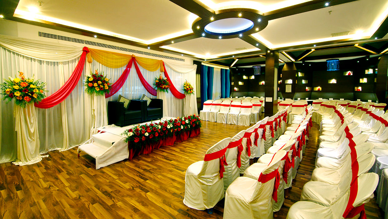 Events in hotels in kannur