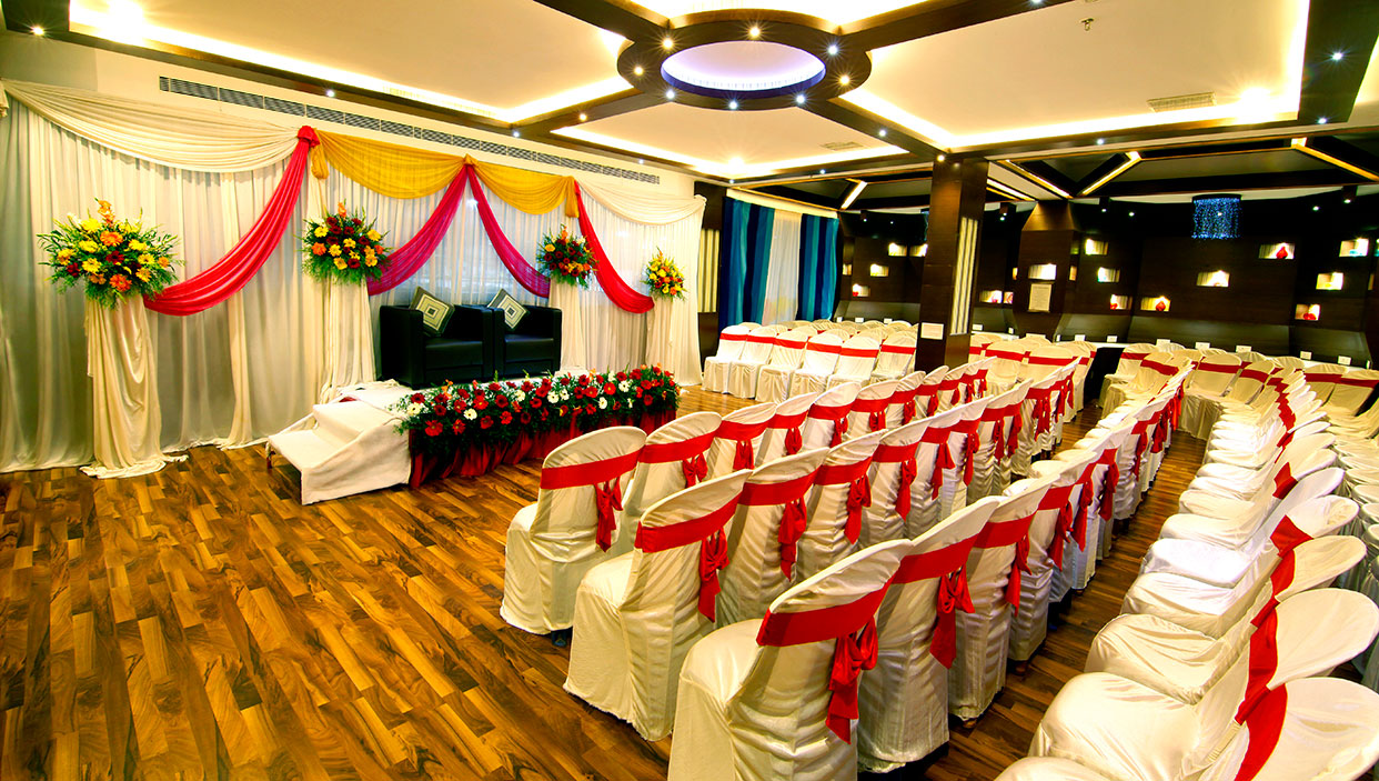Wedding halls in kannur