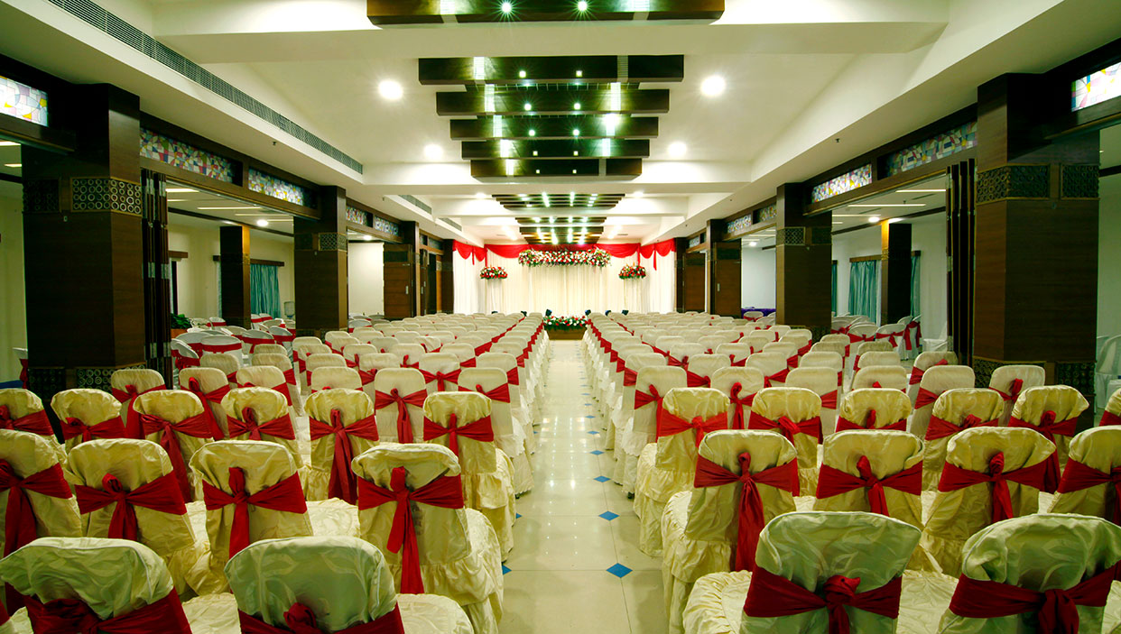 Party hall in kannur
